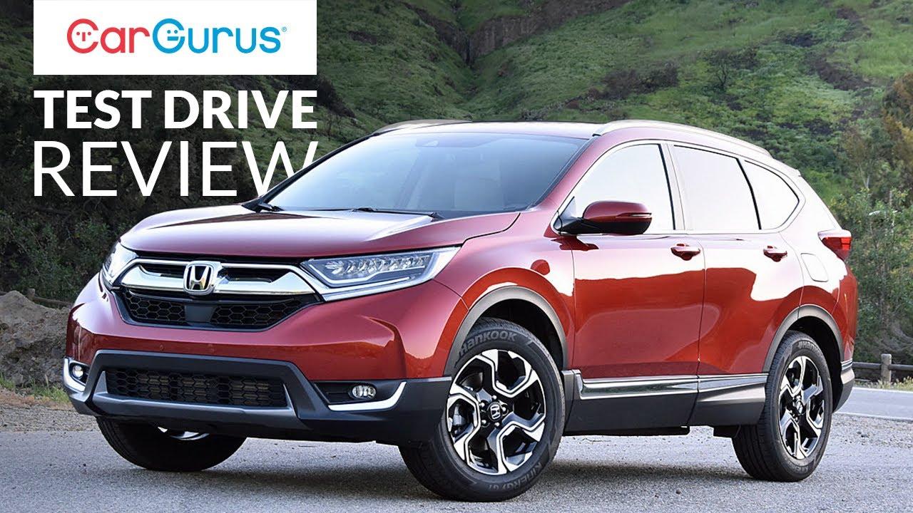 2019 honda cr v cargurus test drive review