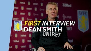 First interview | Dean Smith