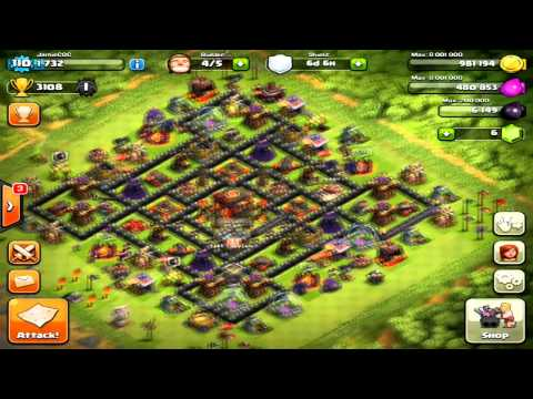 Clash of Clans - Special 300,000 Gem Video! MUST WATCH!