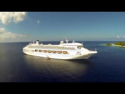 Papua New Guinea Cruise Pacific Dawn