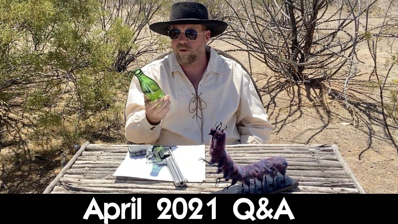 April 2021 Q&A