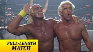 FULL-LENGTH MATCH - Nitro - Hulk Hogan & Ric Flair vs. Sting & Lex Luger