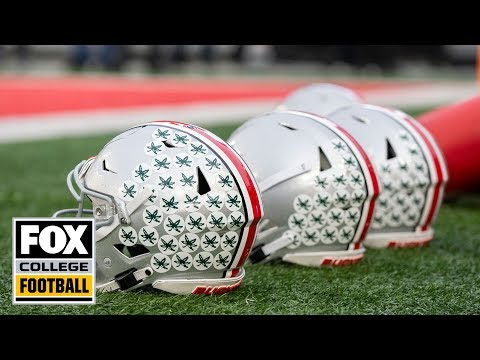 Ohio State Buckeyes Pregame Warm Up And Entrance Before Facing Michigan | FOX COLLEGE FOOTBALL