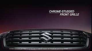 #NextGenErtiga - Chrome Studded Front Grille thumbnail