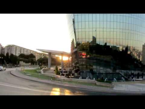 13.06.15. EUROPEAN GAMES. City Sightseeng Baku