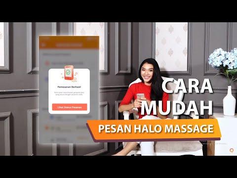 Cara Mudah Memesan Reflexology massage Di Halo Jasa