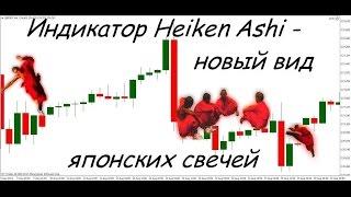 Стратегия торговли Heiken Ashi