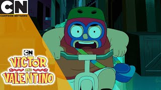 Victor and Valentino   Let's find Paco   Cartoon Network UK