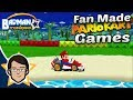 Fan Made Mario Kart Games   Badman