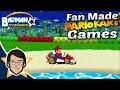 Fan Made Mario Kart Games   Badman