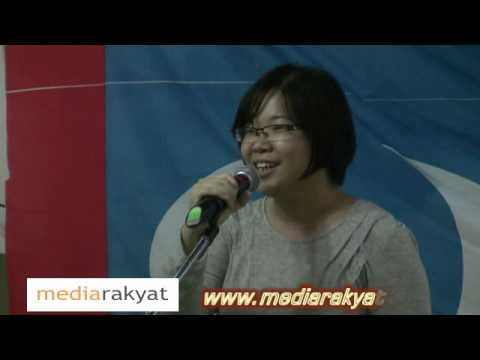 (Hulu Selangor By-Election) Chua Yee Ling 蔡依霖10/04...