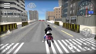 Wheelie Rider 3D - Gameplay Android game - motorsport racing game