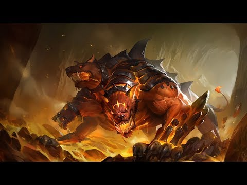 Cerberus The Guardian Of The Underworld - Greek Mythology
