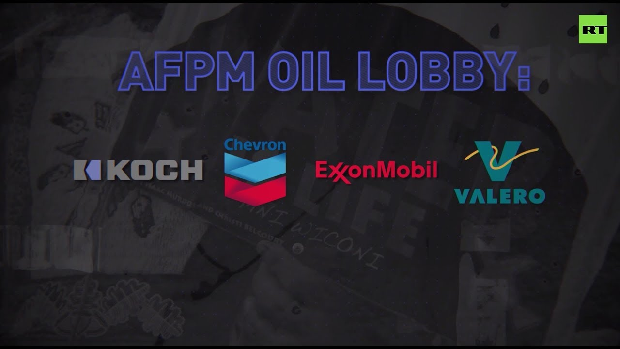 Leaked audio: Oil and gas lobby relishes role in criminalizing pipe protests