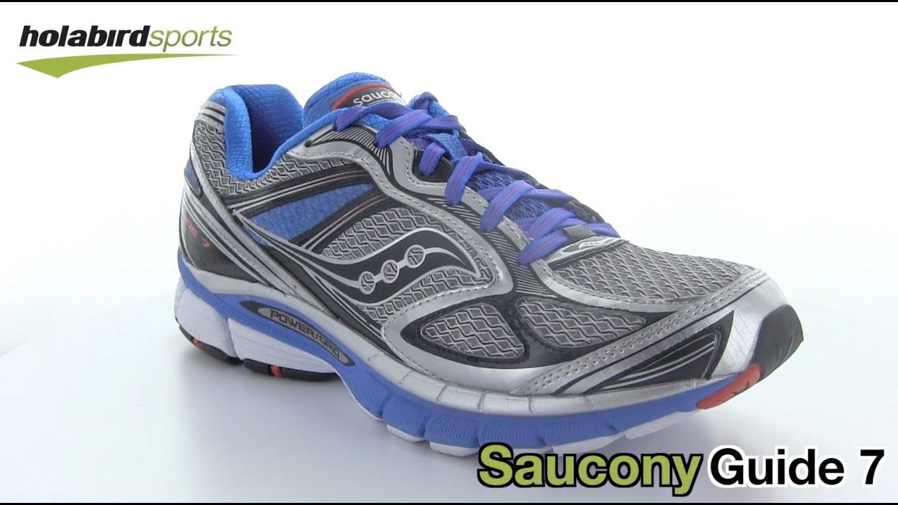 saucony guide 7 mens