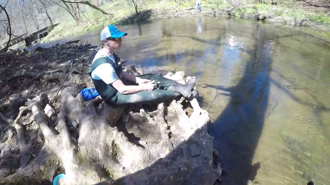 Trout Fishing Opening Week--- We Are Back
