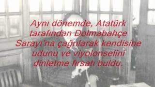Serif Muhittin Targan Biyografisi (Osman Nuri Ozpekel ve Taner Sayacıoglu icrası ile).wmv