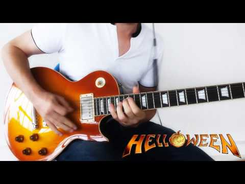 I Want Out - HELLOWEEN Guitar Cover (HD)