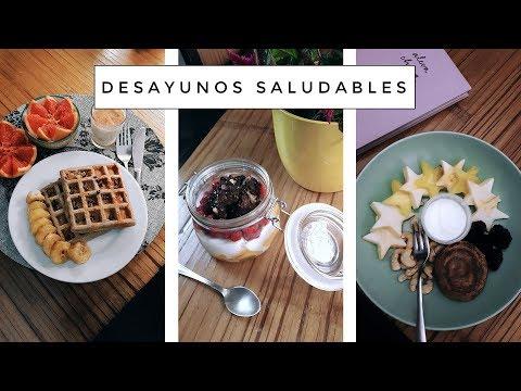 BÁSICOS + ¿Qué desayuno (sano) en una semana? (2)