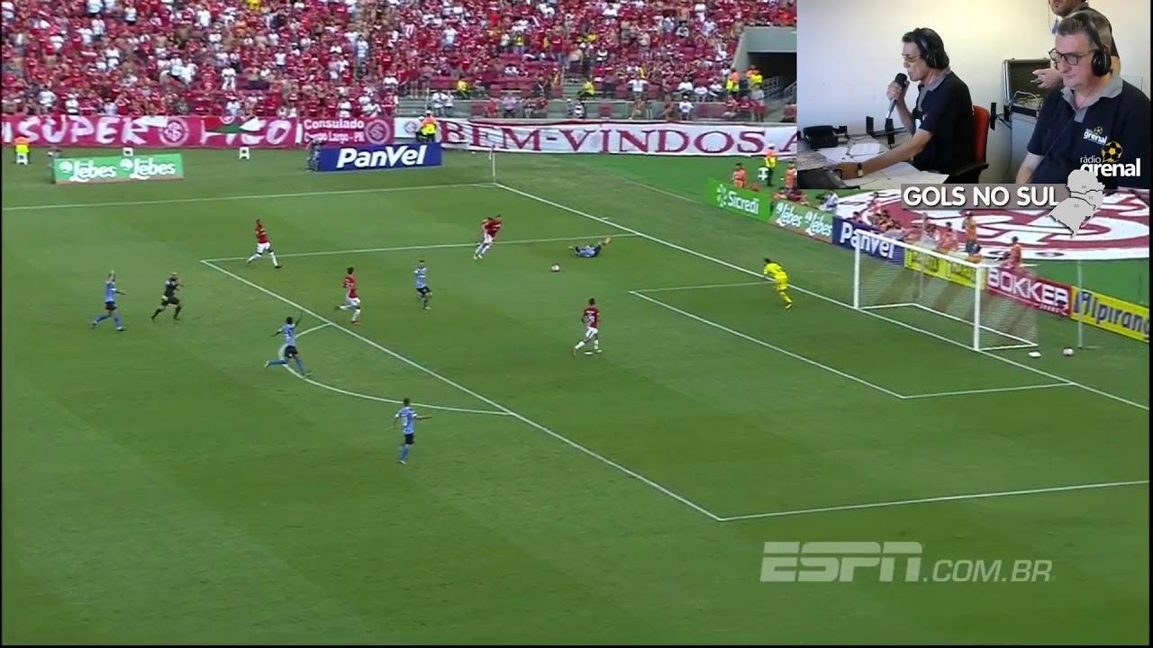 Internacional 1 x 2 Grêmio - Rádio Grenal - YouTube 6651e0d6fc9c5