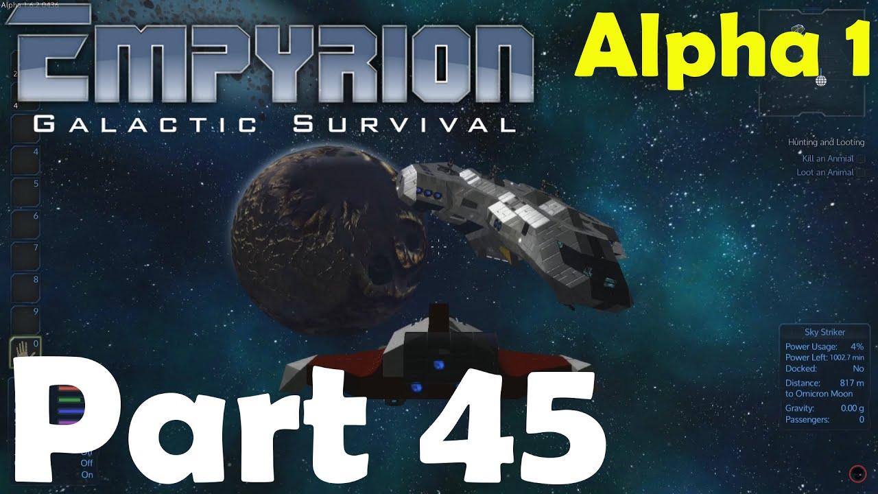 CV STARTER TIER 2 !!!| Empyrion – Galactic Survival | Alpha ...