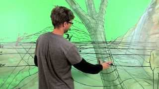 How to draw & paint landscapes in perspective