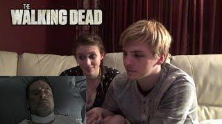 The Walking Dead - Season 8 Episode 16 FINALE (REACTION) 8x16 Wrath