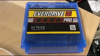 Live Stream: Reviewing Everdrive N8 Pro / Testing the new Blackmagic ATEM Mini / Gaming Laptop Eval