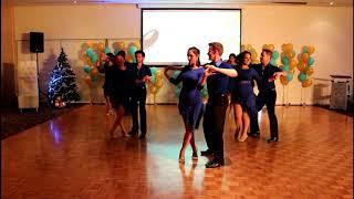 JRDA Salsa Team Xmas Dinner Dance 2017
