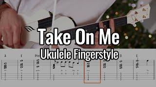 A-ha - Take On Me (Ukulele Fingerstyle)