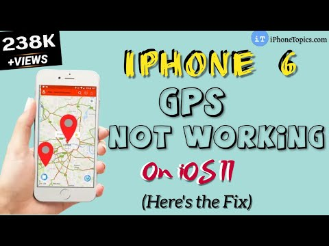 iphone gps not working iphone 6 gps not working ios 11 here s the fix 6347