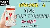 GPS Signal Not Found Pokemon Go iPhone 6 Fix - YouTube