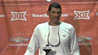 Jay Norvell media availability [Nov. 10, 2015]