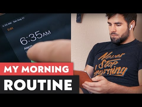 My New (Better) Morning Routine