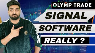 Olymptrade Earning Proof With Free Signal Software | successful olymp trade | In Hindi