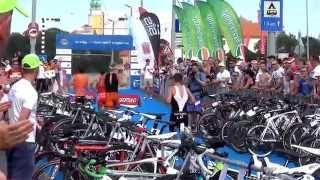 Rīgas triatlons 2014 (Riga ETU Sprint Triathlon European Cup)