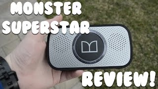 Monster Superstar Review!