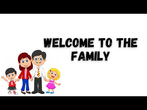 Welcome to the Family (SONG FOR CHILDREN) - Small World Children Choir