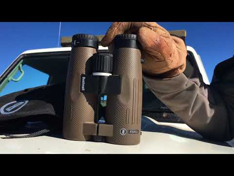 Bushnell's new Nitro and Forge Binoculars
