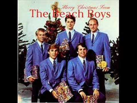 Blue Christmas - The Beach Boys - YouTube