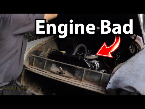 How to Tell if Your Engine is Worn (Compression Test) - Car DIY with Scotty Kilmer
