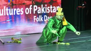 HOPE Qatar : 13th Annual Day 2019 : Bhangada Dance