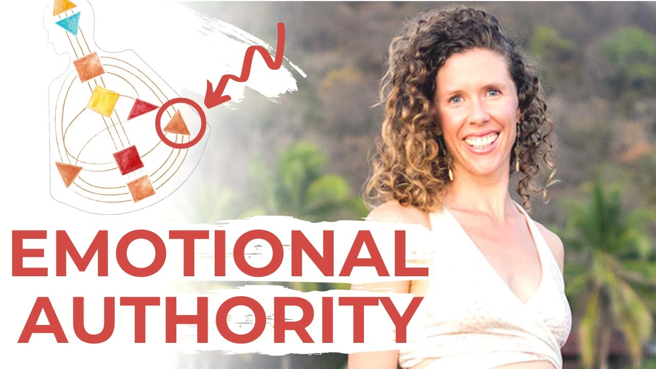 EMOTIONAL AUTHORITY in Human Design // Understanding The Emotional Wave For The Defined Solar Plexus