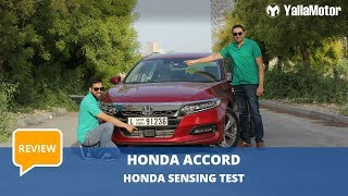 Honda Accord 2018 Long Term Review - Week 3 | YallaMotor.com