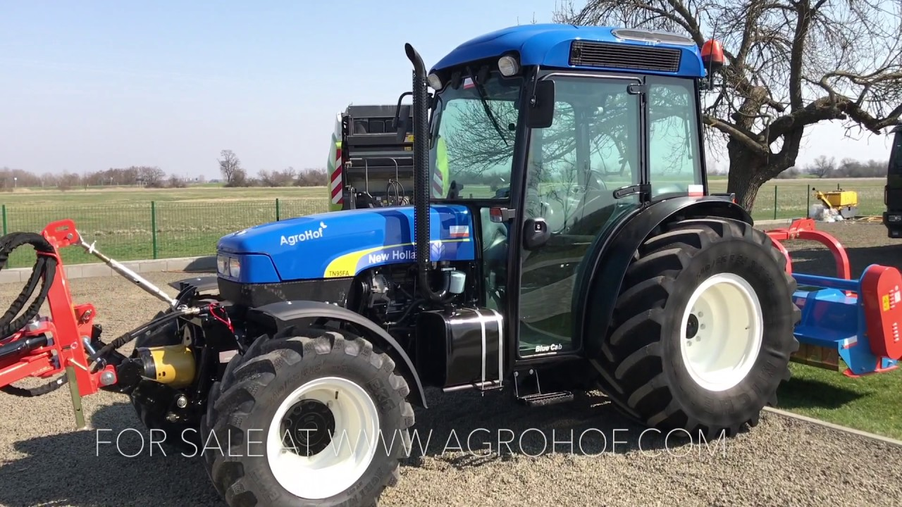 New Holland TN95FA