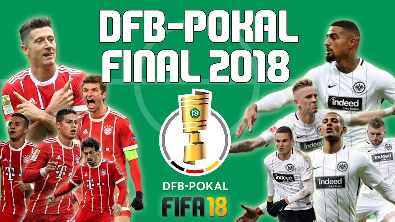Dfb Pokal Bayern Frankfurt 2021