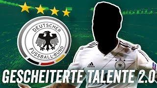 Sie galten als besser als Kroos, Müller & co! Mehr gescheiterte Supertalente! Onefootball Top 10