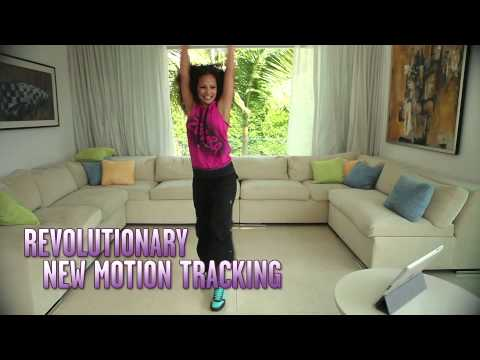 Zumba Dance app – Take the party to go!