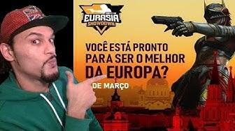 EURASIA SHOWDOWN 2020 - MAIOR CAMPEONATO DA EUROPA