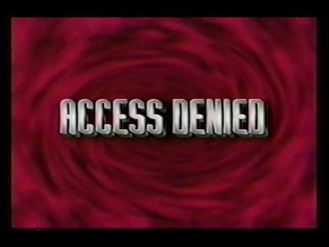 Doctor Who - Access Denied
